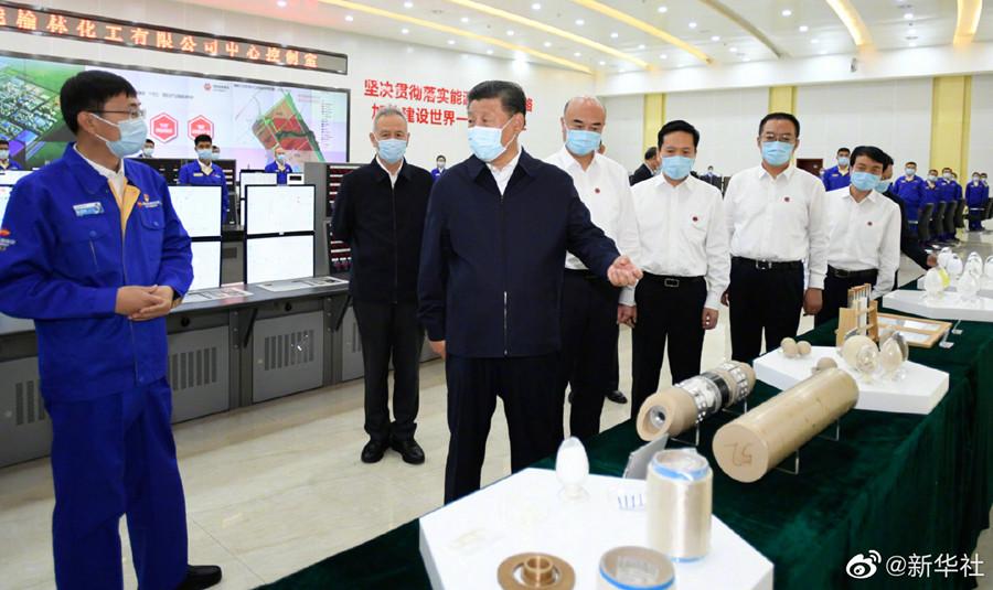 贝斯特全球最奢华游戏在陕西榆林考察调研